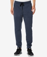 32 Degrees Men's Performance Jogger Pants Heather Navy