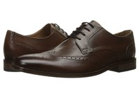 Bostonian Narrate Wing Tan Leather Men's Lace Up Wing Tip Shoes