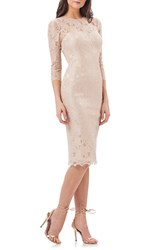 Js Collections Women's Lace Sheath Dress