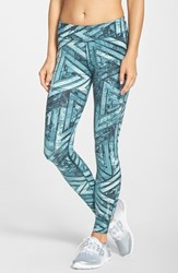 Women's Reebok 'One Series' Graphic Print Leggings