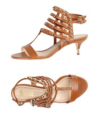 Jerome C. Rousseau Sandals Tan