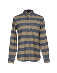 French Connection Shirts Shirts Men Blue