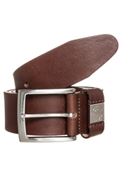 Aigner Belt Mahagony Dark Brown
