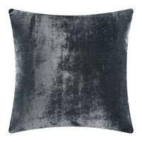 William Yeoward Paddy Velvet Cushion 50X50cm Slate