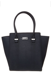 Paul's Boutique Mila Handbag Tonal Snake Range Dark Blue