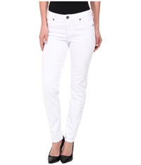 Kut From The Kloth Diana Skinny Pant White Women's Casual Pants