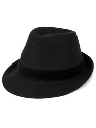 Ca4la Wide Brim Hat Black