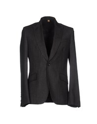 John Galliano Blazers Steel Grey