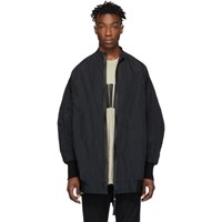 Julius Black Nilos Edition Taffeta Jacket