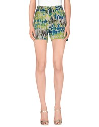 Fly Girl Trousers Shorts Women Acid Green