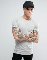 Liquor And Poker Muscle Fit Tee Grey