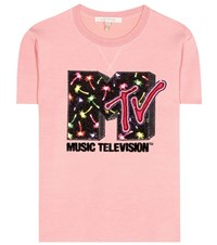 Marc Jacobs Wool Blend Sweatshirt Pink