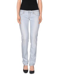 Ring Denim Denim Trousers Women