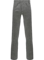 Officine Creative Skinny Trousers Grey