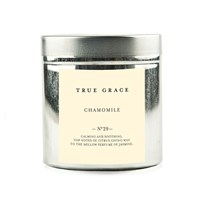 True Grace Walled Garden Candle In Tin Chamomile