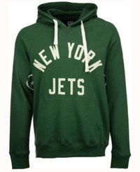 G3 Sports Men's New York Jets Hands High Motion Pull Over Hoodie Green