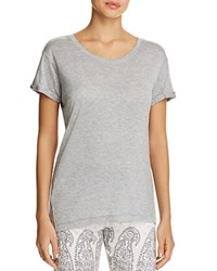 Pj Salvage Revival Lounge Tee Heather Gray