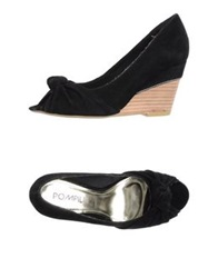 Pompili Pumps Black
