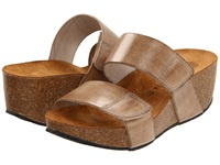 Eric Michael Cody Natural Women's Wedge Shoes Beige