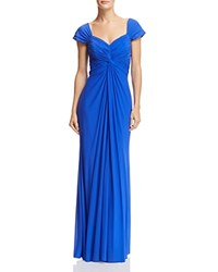 Decode 1.8 Twist Front Gown Royal