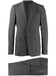 Prada Formal Suit Grey