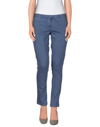 Soallure Casual Pants Pastel Blue