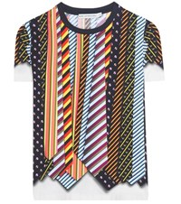 Mary Katrantzou Iven Graphic T Shirt Multicoloured