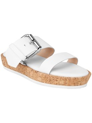 Phase Eight Brooke Sandals White