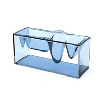 Lexon Liquid Station Desktop Organiser Blue