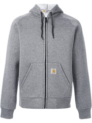 Carhartt Hooded Jacket Grey