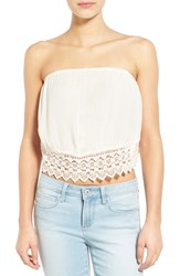 Women's Rip Curl 'Sweet Escape' Strapless Crop Top