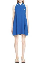 Kenzo Women's Sleeveless Cotton Polo Dress