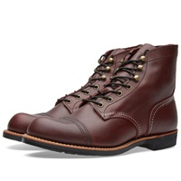 Red Wing Shoes Red Wing 8119 Heritage 6' Iron Ranger Boot Oxblood Mesa