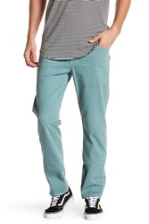 Ag Jeans Graduate Sud Slim Straight Leg Pants Sulfur Sage Brush