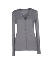 Hope Collection Knitwear Cardigans Women Grey