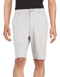 Howe Reversible November Sky Shorts Grey