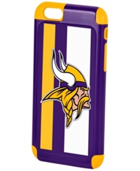 Forever Collectibles Minnesota Vikings Iphone 6 Case Purple