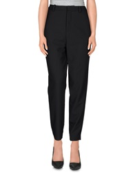 Selected Femme Casual Pants Black