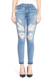 Joe's Jeans Women's Joe's 'Collector's Icon' Destroyed Ankle Skinny Jeans Mazie