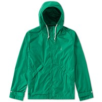 Paul Smith Japanese Hooded Jacket Green