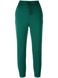Golden Goose Deluxe Brand Drawstring Trousers Green