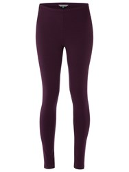 White Stuff Jumping Lil Leggings Purple