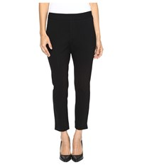Nydj Petite Betty Ankle Pants In Black Black Women's Casual Pants