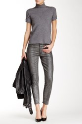 Cj By Cookie Johnson Wisdom Black Mamba Ankle Skinny Jean Gray