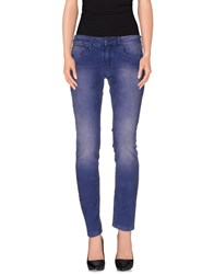 Drykorn Trousers Casual Trousers Women Blue