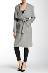 Tart Effie Coat Gray