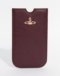 Vivienne Westwood Opio Leather Iphone 6 Case Multi