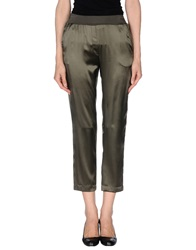 Niu' Casual Pants Military Green