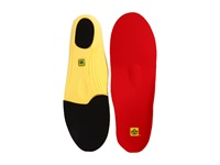 Spenco Polysorb Walker Runner Insole Red Insoles Accessories Shoes