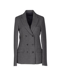 M.Grifoni Denim Suits And Jackets Blazers Women Grey